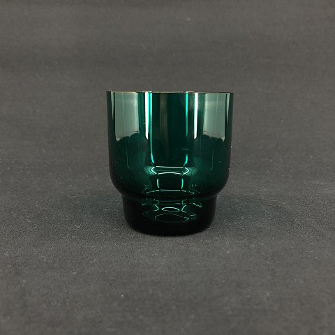 Green Line small drinks glass by Christer 